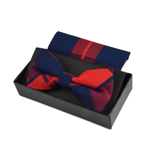 Bowtie Richmond Va >> Free Shopping Men S Fashion Suits Cotton Bowtie For Wedding Plaid