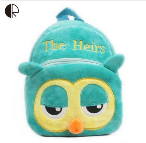 2016 Hot Sale Children Bird School Book Bags mochila infantil Baby Toddler kids Kindergarten Rucksacks