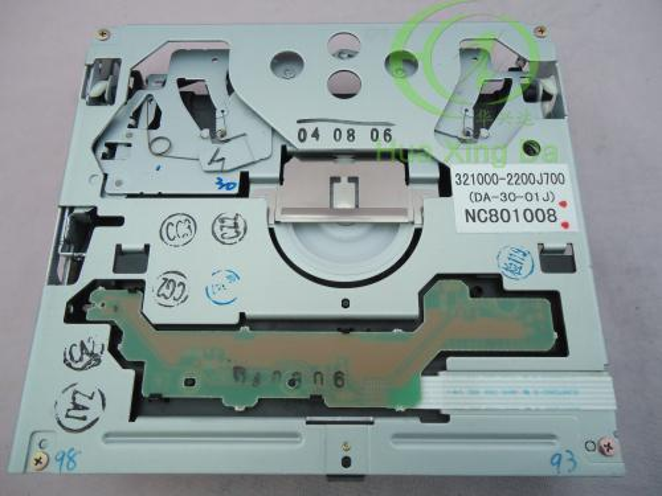 Free shipping Brand new Fujitsu ten single disc CD mechanism loader DA-30-01J drive for Toyota car CD radio tuner sound systems