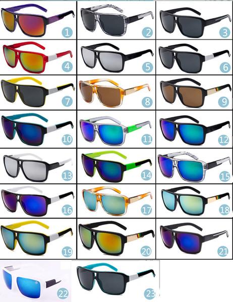 top popular New Sunglasses Fashion Sport Sunglasses UV400 Brand Designer Sunglasses HOT DRAGON Outdoor Sports Sun Glasses JAM K008 Series Goggles 2019