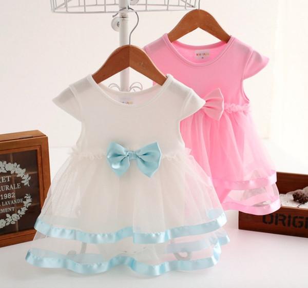 Summer Baby Piece Pagliaccetto Abbigliamento infantile Abbigliamento per bambini Abbigliamento per bambini Tuta e pagliaccetti Vestito da ragazza Baby Onesies Lovekiss