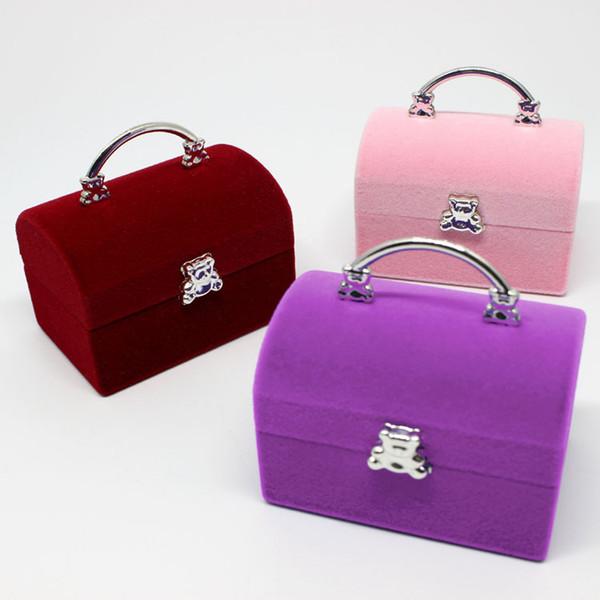 Boîtes à bijoux boîte à bijoux boucle d'oreille boîte bracelet boîte boîte boîte haute qualité bague boîte livraison gratuite