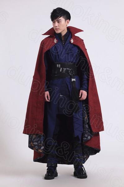 top popular Dr. Strange movie Marvel Doctor Strange Marvel select cosplay costume 2020