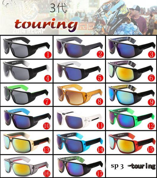 KEN BLOCK HELM Cycling Sports Outdoor Sunglasses for men Unisex Glasses Women Men Sunglasses The Touring Sunglasses Reflective Lenses 10 pcs