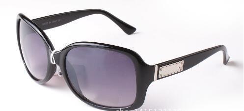 2745 plastik büyük çerçeve SUNGLASSES kadınlar Güneş logo marka güneş gözlüğü ile moda güneş gözlükleri