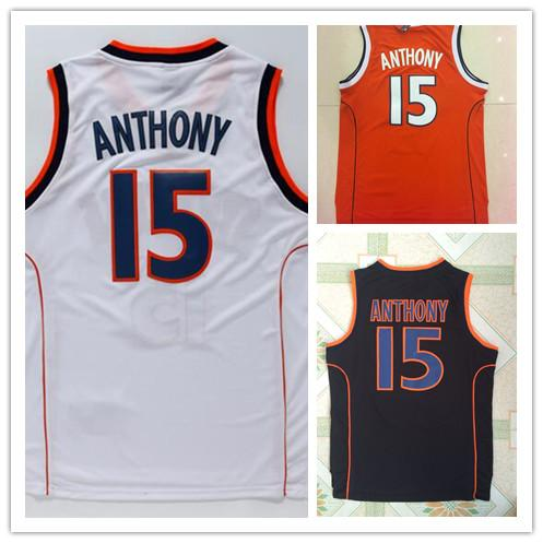 c6e302d9cee ... norway ncaa syracuse college jerseys 7 carmelo anthony jersey orange  black white top quality cec0a f02ff
