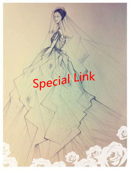 top popular Special Link For (Rush Order,Custom Made, Plus Size ) 2016 2019