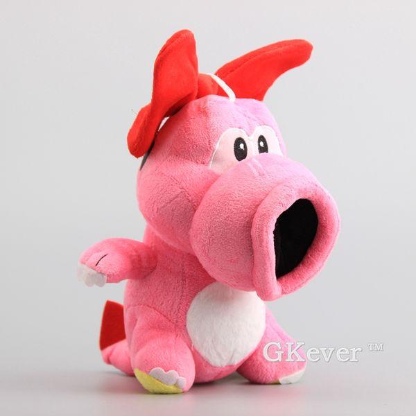 "Super Mario Bros Brothers Birdo Plush Toy Dolls Soft Stuffed Animals 9"" 23 CM Children Gift"