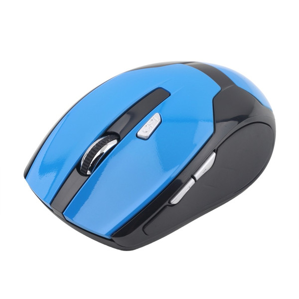 top popular Wireless Cordless Optical Mouse Mice USB Receiver 10M 2.4GHz 1200-1600DPI Gaming Mouse Mice computer mouse For Pro Gamer 2019