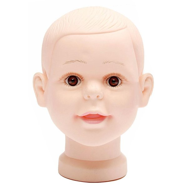 Wholesale- mannequin baby dolls shop window dolls head cap glasses