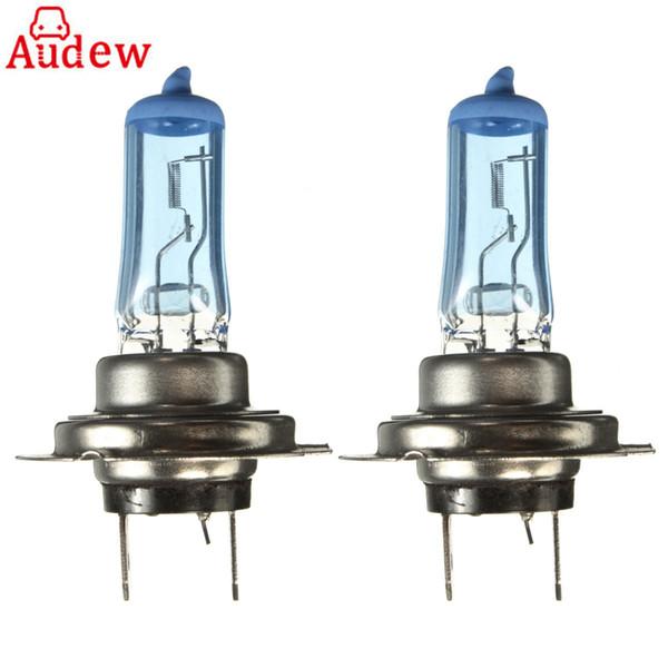 Pair H4 H7 H1 12V 100W Halogen Car Light Bulbs Lamp Light Bulb Car Styling Parking Halogen Headlight