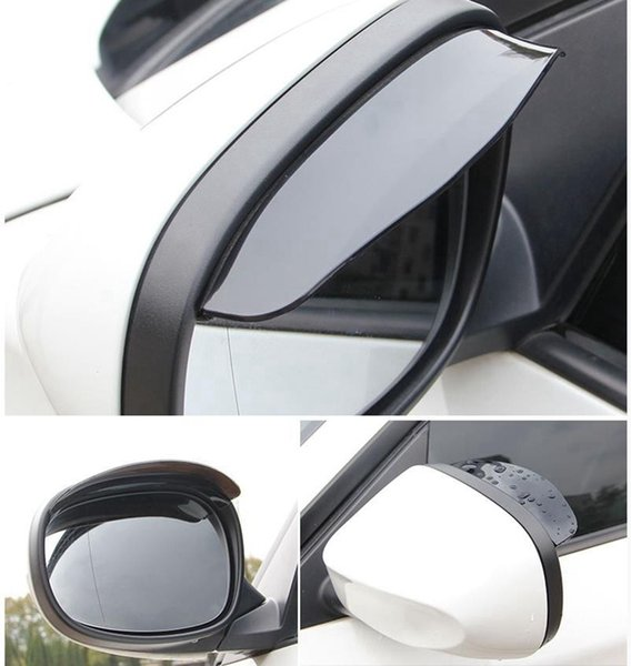 2PCS Car Mirror The Rain Stop Driving On Rainy Accessories Car Rearview