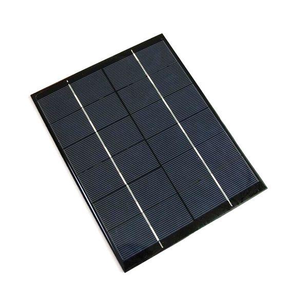 High Quality! 5.2W 6V Solar Cell Module Polycrystalline Solar Panel DIY Solar Charger 210*165*3MM 2PCS/Lot Free Shipping