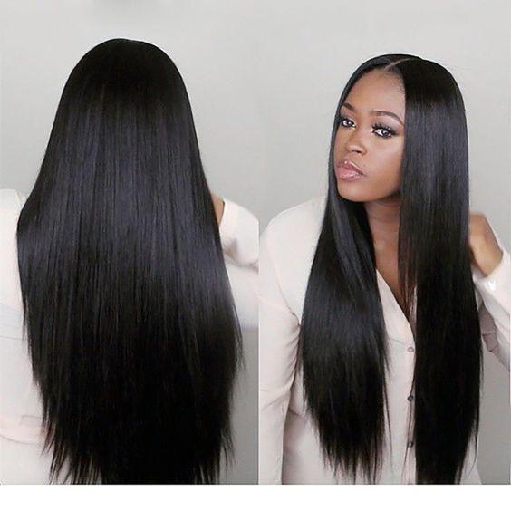 Malaysian Virgin Human Hair Weaves Unprocessed Virgin Hair 4 Bundles Best Quality Malaysian Straight Hair Extensions 8-30 Inch Length