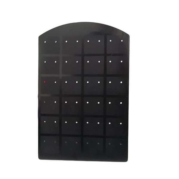 New Arrival Earrings Ear Studs Jewelry Show Plastic Jewelry Display Rack Metal Stand Organizer Holder Christmas HG-2091