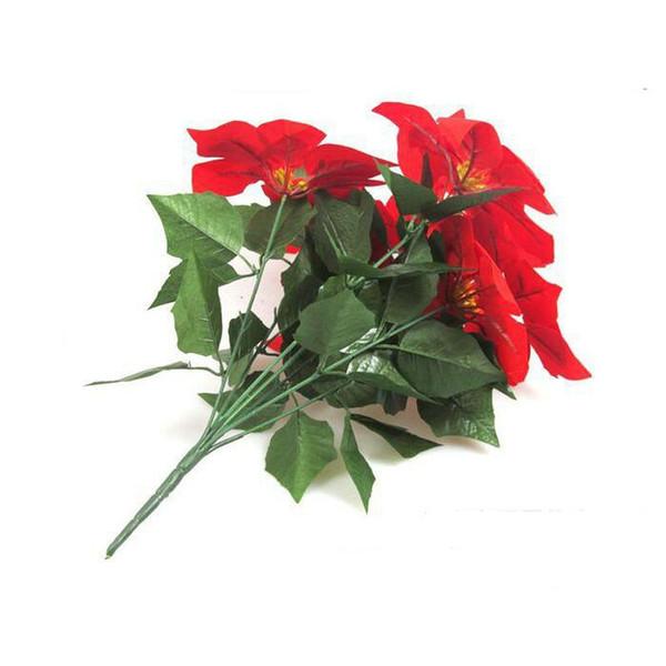 5 Flores con 30 hojas