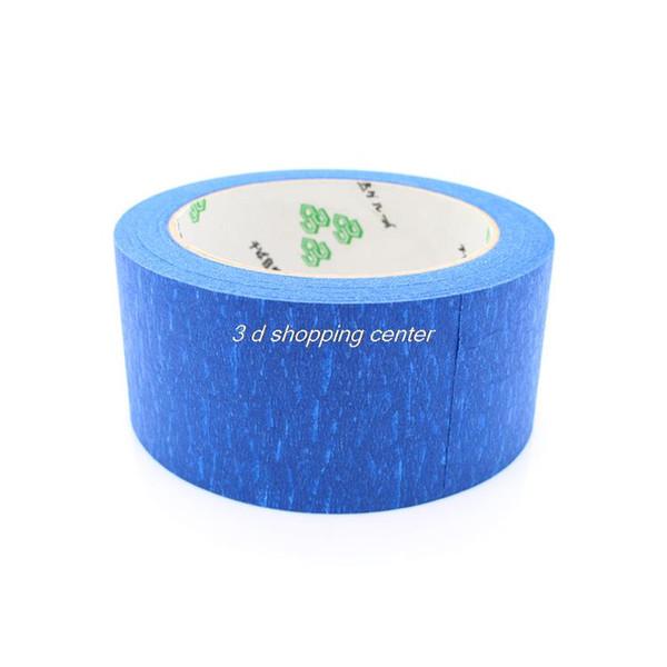 Masking tape 3D printer blue heating temperature tape deck dedicated 48mm * 30m domestic