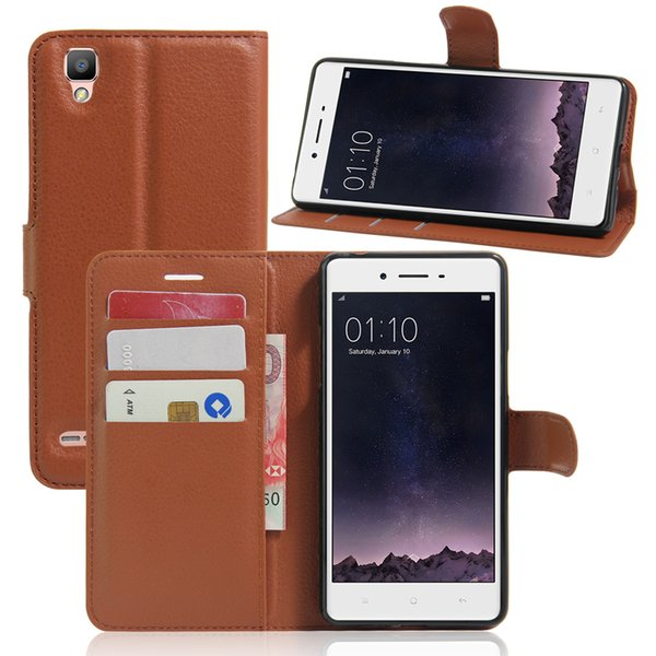 Diforate Luxury For OPPO A77/F3 R7 Leather Wallet Phone Flip Cover Pouch  Case For OPPO A39/A57 F1s /A59 A37 F1/ A35 Design Cell Phone Case Heavy  Duty