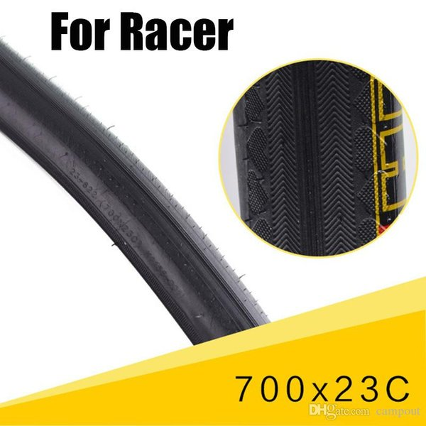 High Quality Cycling Tires 700C*23C Road Racer Bike Tires Stab Proof Highway Bicycle Fixed Gear Bike Road Bicycle Tires For Racer