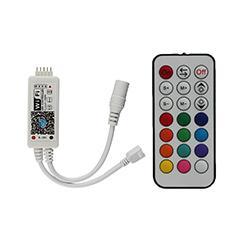 Mini RGBW+RF Remote