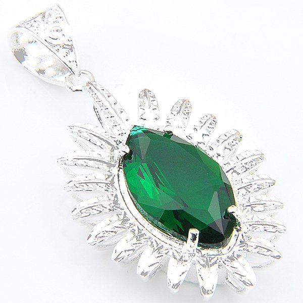 New Horse Shape Crystal  Pendant Women/'s Jewelry Necklace Christmas Gift