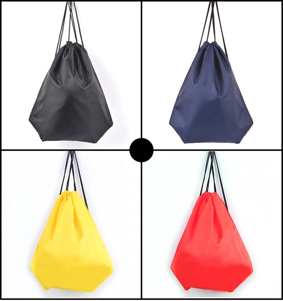 top popular Fashion Print Beach Bags Shoulder Straps Clothing Bags Breath Waterproof Bags Fitness Swimming Packs 02 2019