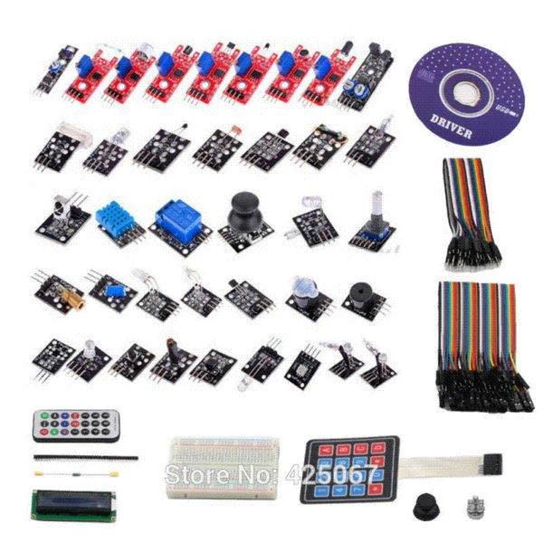Großhandel 104 in 1 Modul (Sensor / LED / Drähte / Übermittler ...