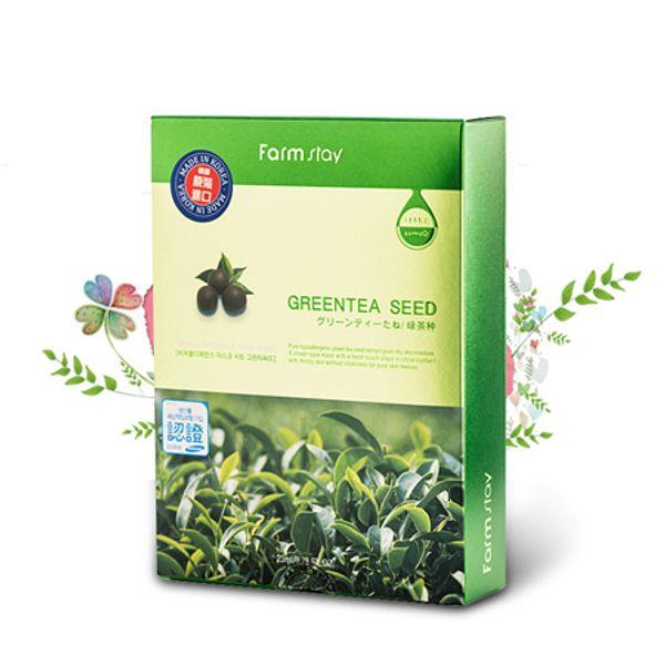 Семена Greentea 1lot = 1box = 10шт