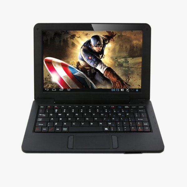 10.1 Inch notebook laptop HDMI Laptop inch Dual Core Android 5.1 VIA 88801.5GHZ HDMI Wi-fi 1G+8G Mini Netbook