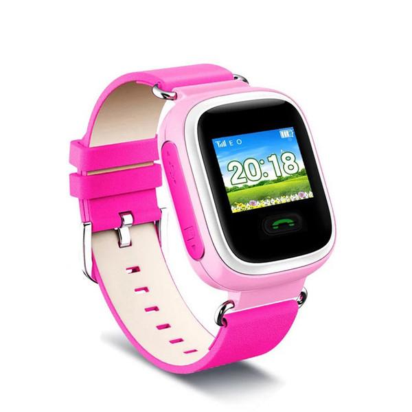 9232e31b869 Venda por atacado- Melhor smartwatch para crianças Posicionamento da  estação de base GPRS de controle remoto por Parrent Student relógios com  SOS funcional ...