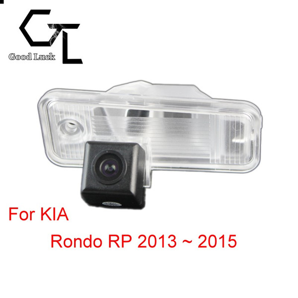 For KIA Rondo RP 2013 ~ 2015 Wireless Car Auto Reverse CCD HD Rear View Camera Parking Assistance