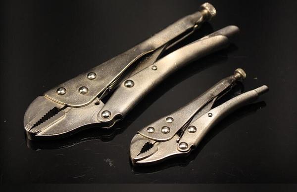 Vendite calde 5 pollici / 10 pollici strumento di saldatura dritto mascella bloccaggio bloccaggio pinza pinze vice pinze