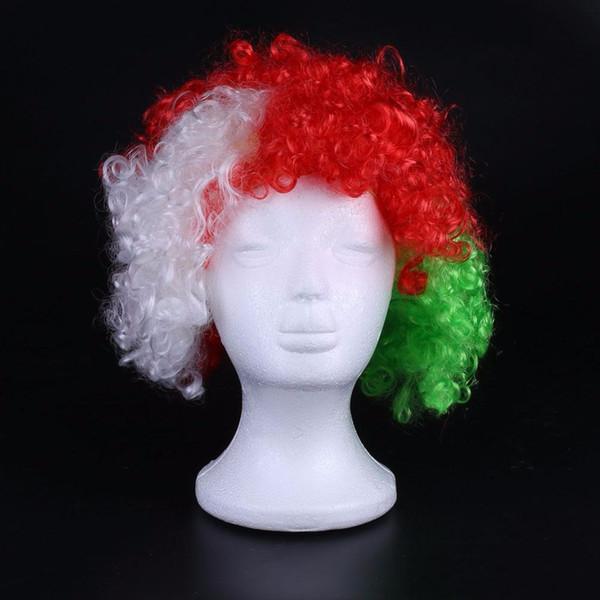 Espuma de espuma de poliestireno femenina Maniquí Maniquí Cabeza Modelo Sombrero Gafas Pantalla