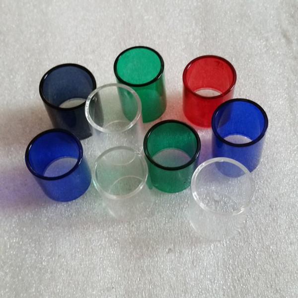 Yedek pyrex renkli kanger alt tankı cam tüp için kanger subtank mini buharlaştırıcı atomizer alt tankı tüp subtank tankları subox mini