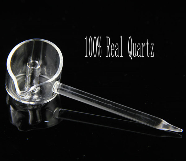 GLASS STORE wholesale high quality 100% Real Quartz carb cap quartz domeless nail carb cap for quartz banger nails for 23mm diameter
