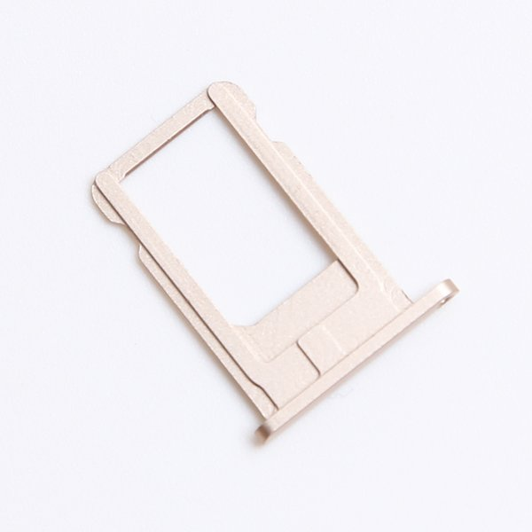 for iPhone 6 6g 4.7 inch High Quality Brand New SIM Card Tray Holder Slot Replacement Repair Part Free Shipping