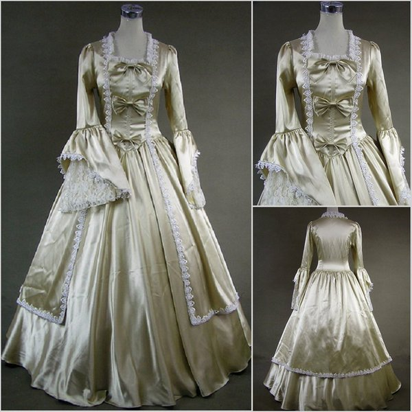 Discount Hot Sale Victorian Dress Ball Gown Lolita Dress Halloween ...