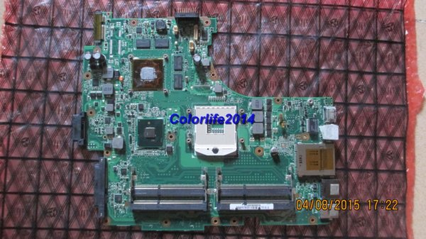 for Asus N53JQ N53JG REV:2.2 4 RAM slots laptop motherboard (mainboard/system board)fully tested & working perfect