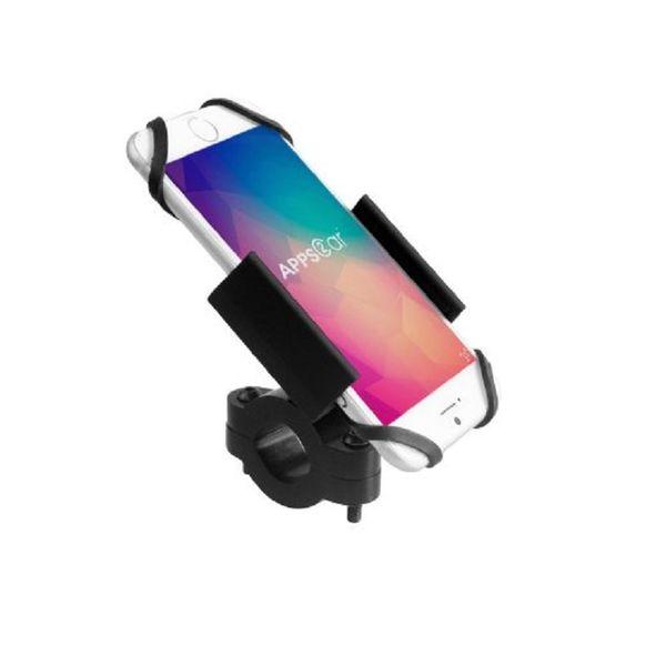 Motorcycle Bicycle MTB Bike Handlebar Car Mount Holder for iPhone 7 6S Plus 6 5S 5 5C - Black Free shipping
