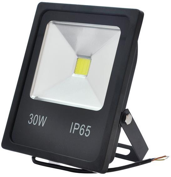 Heiße Verkäufe 10W 20W 30W 50W 70W 100W imprägniern geführtes Flutlicht im Freien warmes / kühles Weiß IP65 führte Flut-Lichter 85-265V DHL geben OTH188 frei