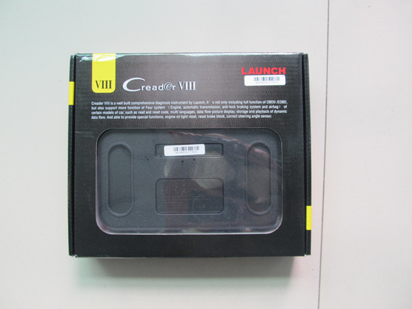 automotive scan tool Original Launch X431 Creader VIII Equal Update Via Offical Website the same as launch x431 crp 129