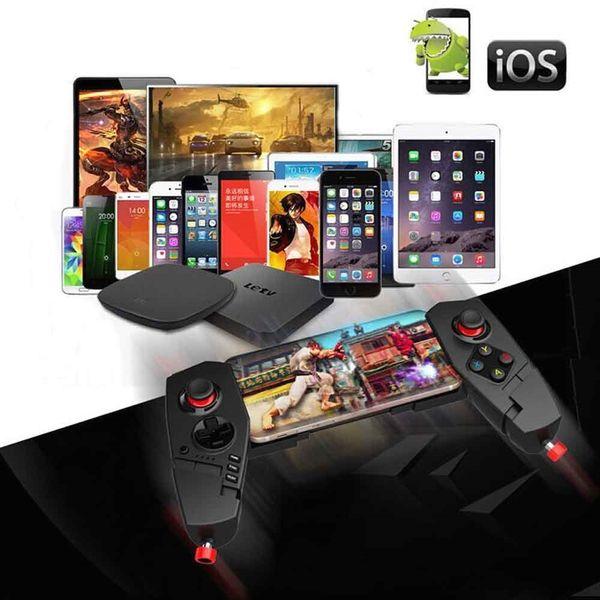 IPEGA PG-9055 Red Spider Sem Fio Bluetooth Gamepad Telescópica Game Controller Joystick Jogo Para Android IOS Telefone Tablet PC
