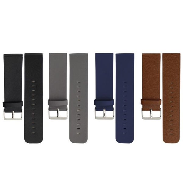 New Luxury Genuine Leather Watch band Wrist Strap For Fitbit Blaze Smart Watch Accessory Band Free dhl shipping