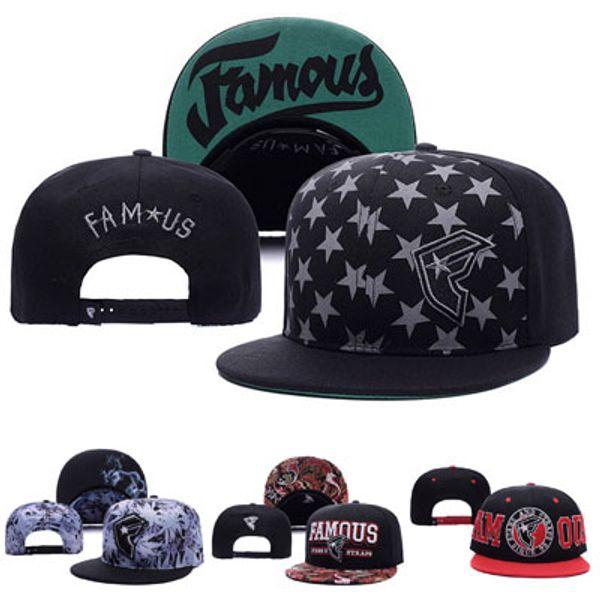 24b36e1e15d High Quality Famous Stars And Straps Snapback Caps   Hats Snapbacks Snap  Back Hat Men Women Baseball Cap Cheap Sale Trucker Caps Flat Bill Hats From  ...