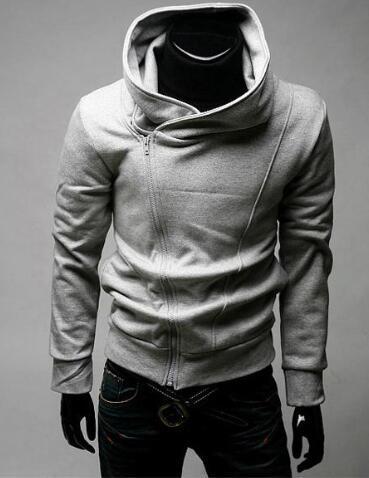 All'ingrosso-Spedizione gratuita Cos Assassin's Creed Revelations Desmond Miles Costume Cosplay Hoodie Jacket Assassins Creed vendita calda