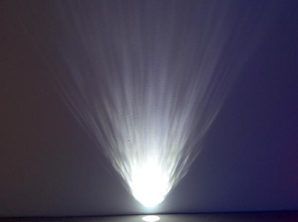 3W Luces decorativas de pared LED Agua Ondulaciones Líneas Efecto Luz 110-240V Automático Activado por voz Acuario Etapa Lámpara KTV Bombilla Rojo Azul Blanco