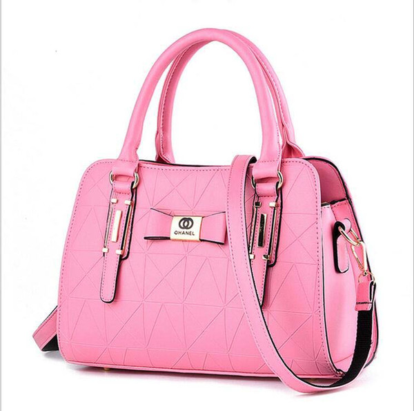 new Lady bags handbag Stereotypes sweet fashion handbags Shoulder Messenger Handbag.