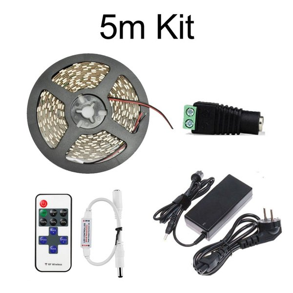 Kit 5m 5050 LED Strip