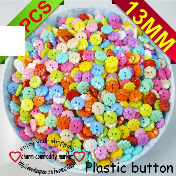 150PCS 13MM NEW ROUND SHAPE CARTOON button for KIDS clothes accessory CRAFTS P-024