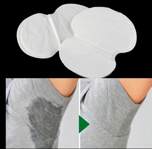top popular Underarm Armpit Sweat Pads Shield Absorbing Anti Perspiration Shield Sweat Guard Pad Armpit Sweat Pads KKA2368 2020